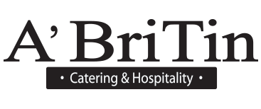 The Jerome's exclusive caterer is A'BriTin Catering & Hospitality
