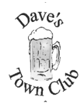Logo for Dave's Town Club, Preferred Vendor