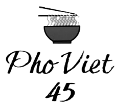 Logo for Pho Viet 45 Vietnamese Restaurant, Preferred Vendor
