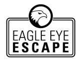 Logo for Eagle Eye Escape, Preferred Vendor