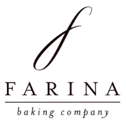 Logo for Farina Baking Company, Preferred Vendor