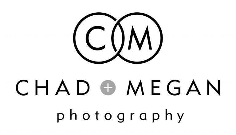 Logo for Chad and Megan Photography, Preferred Vendor