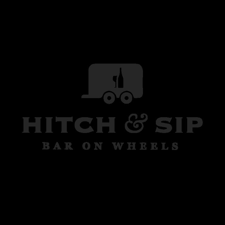 Hitch & Sip Bar on Wheels