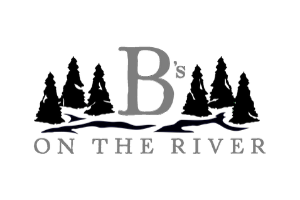 Logo for B's On the River, Preferred Vendor